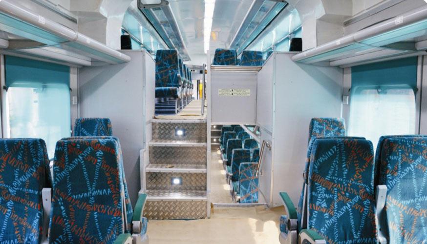 double decker dd seat arrangement layout image