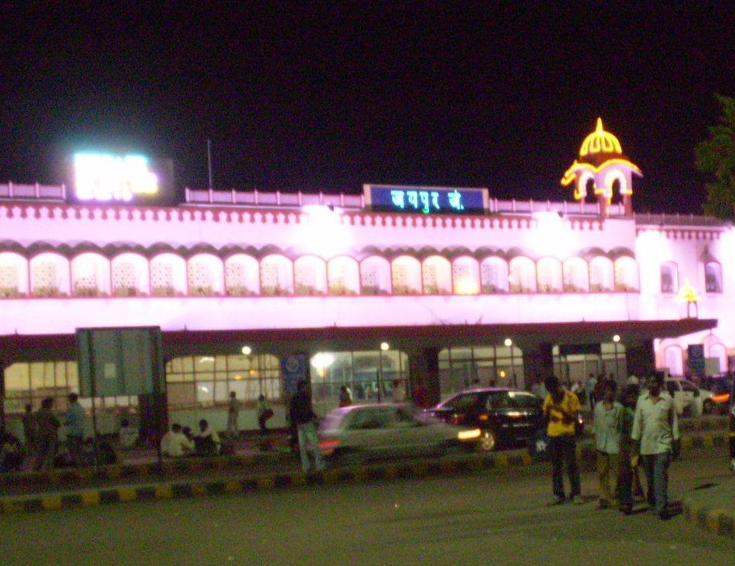 09725/Jaipur-Delhi Sarai Rohilla Superfast Special Train