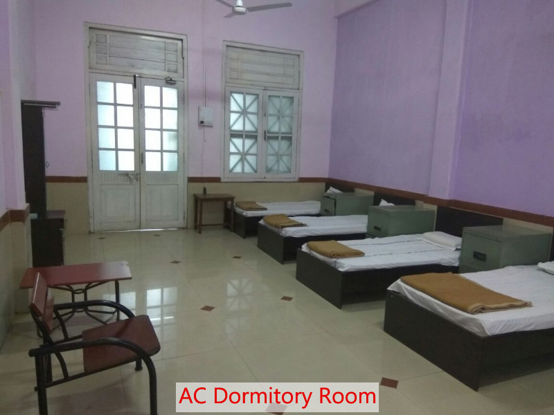 Book Indian Railway Retiring Room